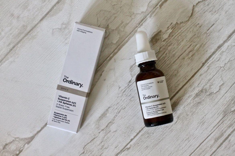 The Ordinary - vitamina C