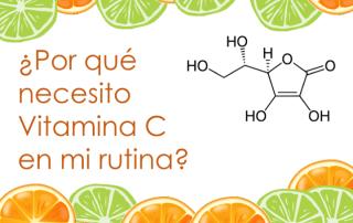 Por qué necesito vitamina C