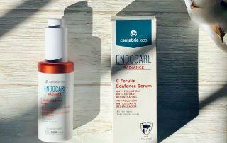 C Ferulic Edafence Serum de Endocare