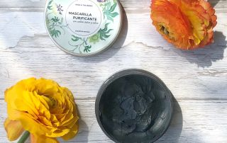 mascarilla purificante Time to Reset Clay Mask de Vera & The Birds