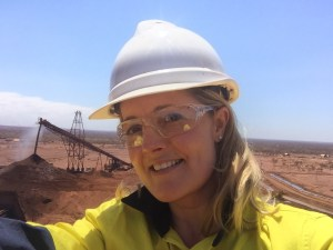 Penny spent the first six years of her career following a traditional mining engineering career path