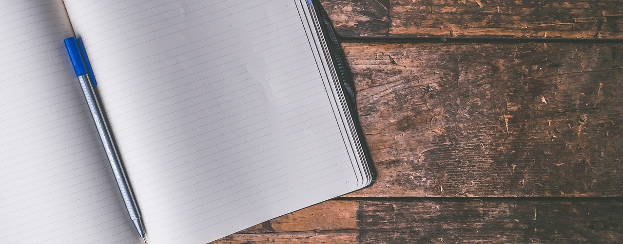 Pen and paper. Image: Pixabay