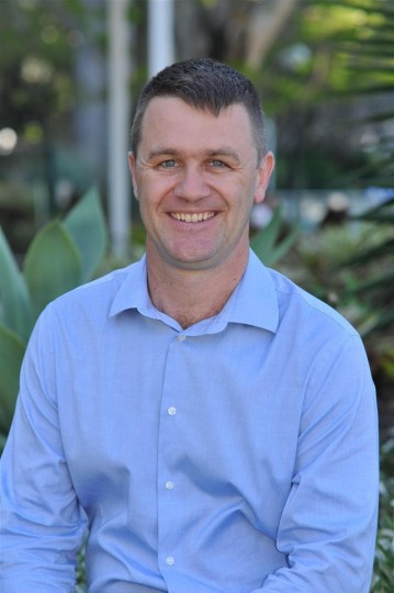 Peter Johnson is chairman of Maptek