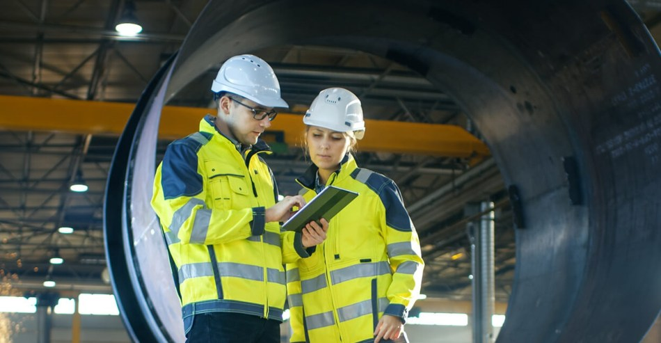 Today, over 50% of the mining workforce are millennials or younger. Image: Sofvie Inc