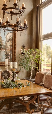 Tuscan Home Decor  Classic & Earthy  The Interior ...
