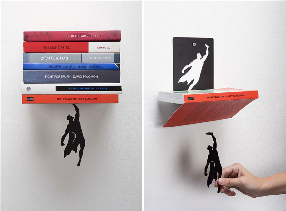 Read All About It! - Innovative Ways to House Your Books