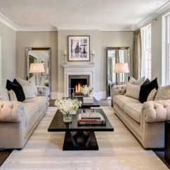 Light Grey Chesterfield Sofa Divan Balance & How It Works – An Interior Design Principle ...