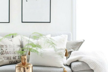 The Midas Touch - Metallics For Your Homes