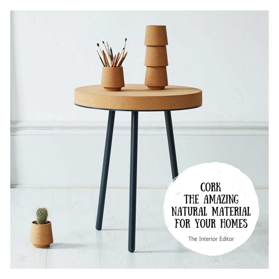 Cork Popping Spectacular!!! - The Amazing Natural Material for Your Homes