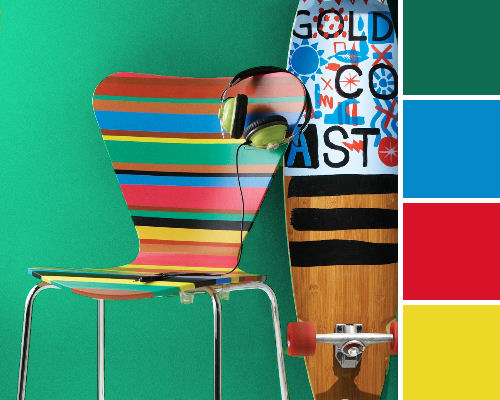 Interior Design Tips How To Use Colour Palettes