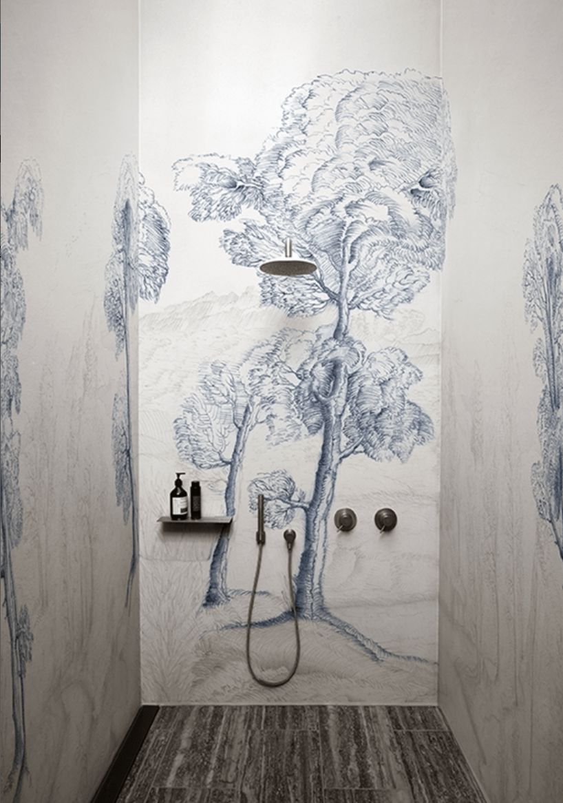 Alternatives to Tiling Your Bathrooms - Waterproof Wallcoverings ...
