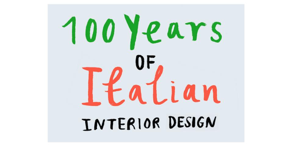 100 YEARS OF ITALIAN DESIGN WITH HEALS