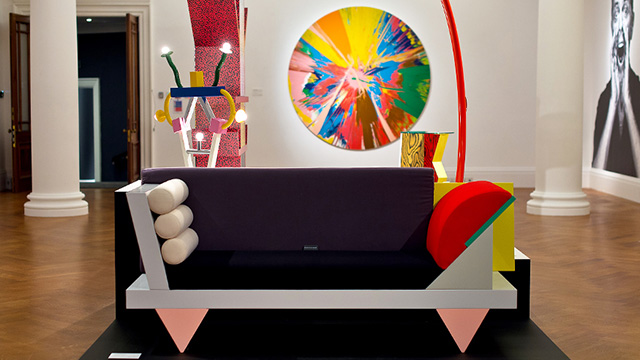 The Memphis Group Was An Italian Design And Architecture Group Founded In  Milan By Ettore Sottsass In 1981. They Designed Postmodern Furniture,  Fabrics, ...