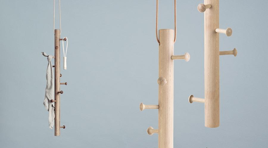 The Copenhanger - Vertical Storage Solution