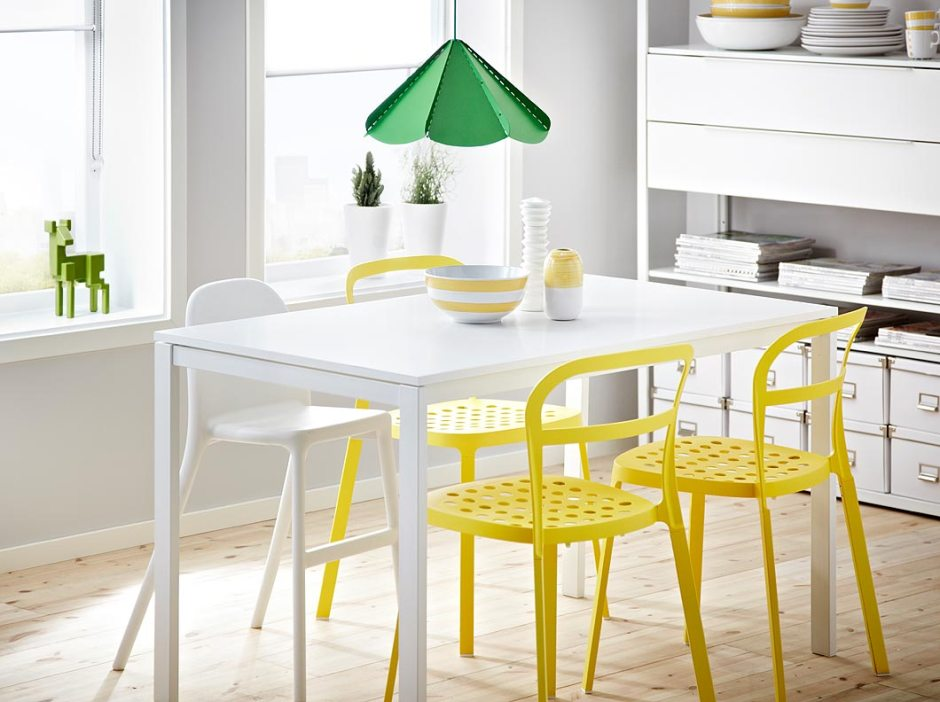 The Colour Edit - Yellow | Because we all need a little sunshine in our lives, todays post is all about YELLOW and how you can use it in your homes.