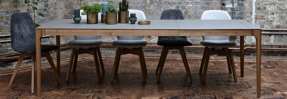 A Perfect Modern Family Dining Table