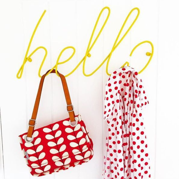 Affordable Design Finds - Hello & Love Coat Racks