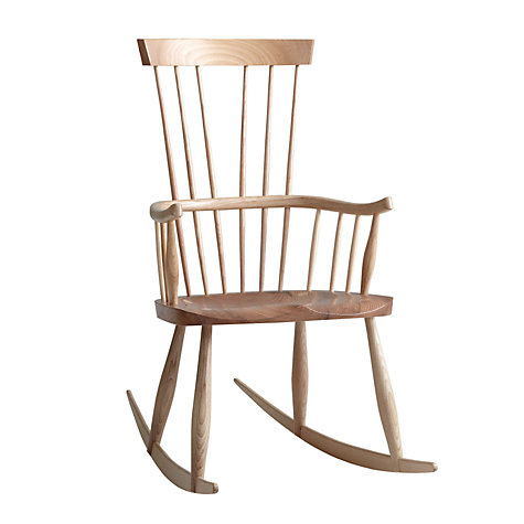 ROCKING THE ROCKING CHAIR DESIGN