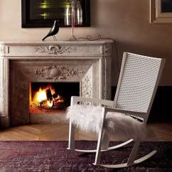 Bent Wood Rocking Chair Adrian Pearsall Lounge The Design | Interior Editor