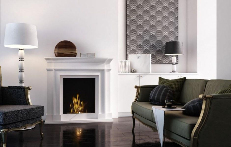 An Alternative Eco-friendly Fireplace - Bioethanol Fires