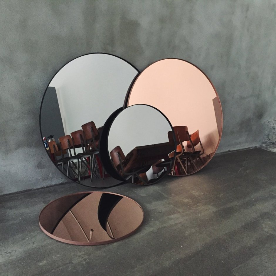 6 of the Best Circular Mirrors To Consider