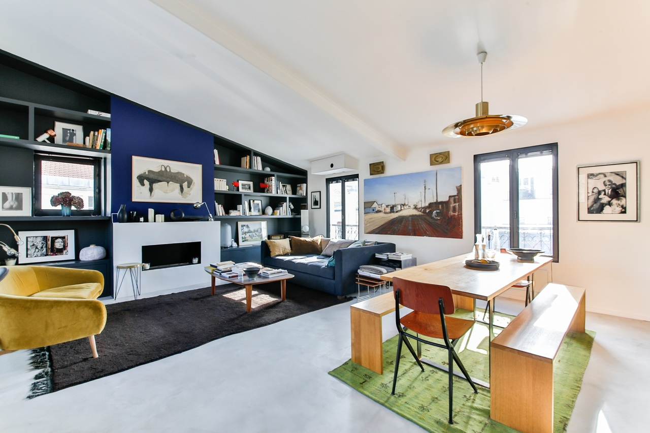 Arredare Open Space open plan living - thoughts & considerations - the interior