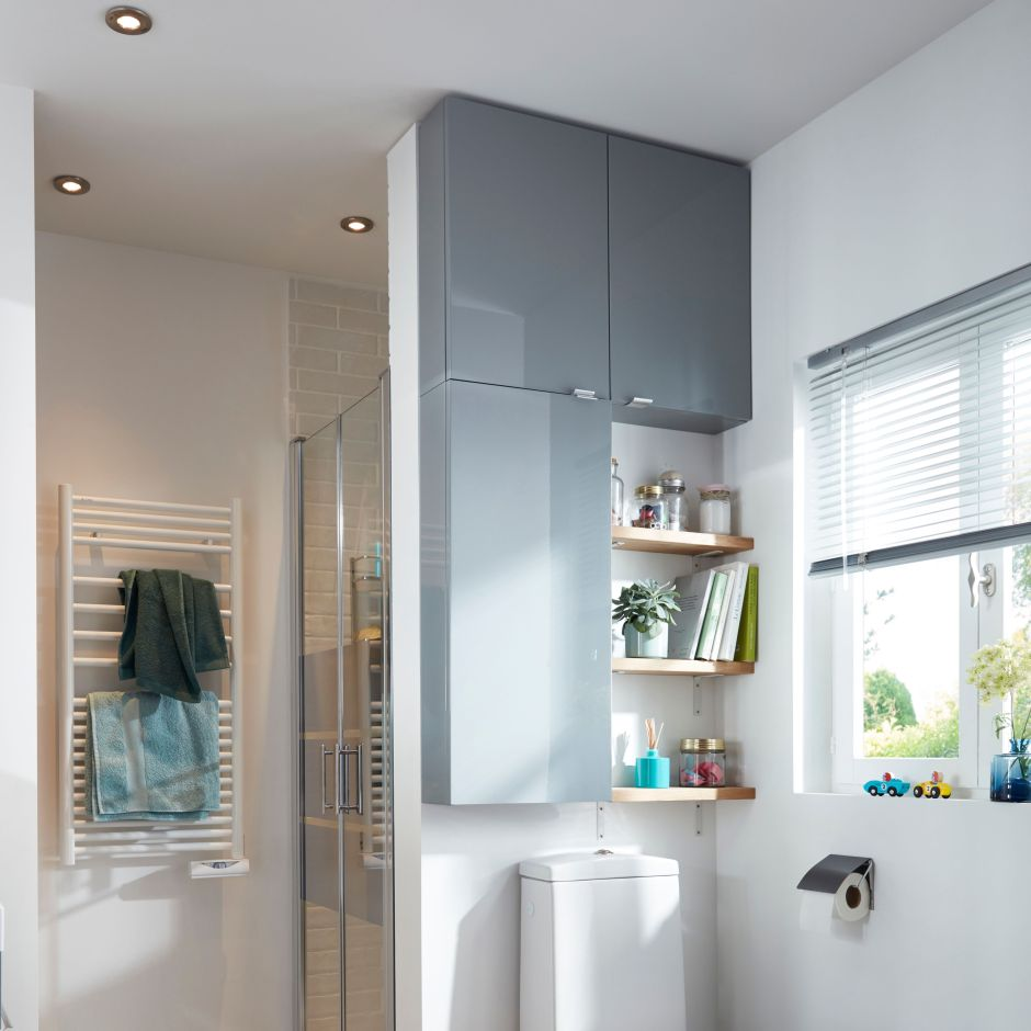 Get Organised - Bathroom Storage Ideas & Tips - The Interior Editor