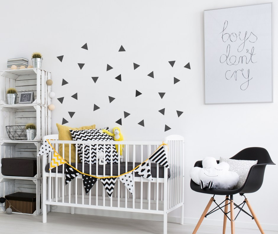 Wall Stickers - Quick & Easy Children's Bedroom Decor