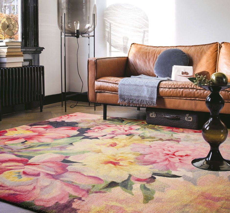 The Big Floral Home Trend