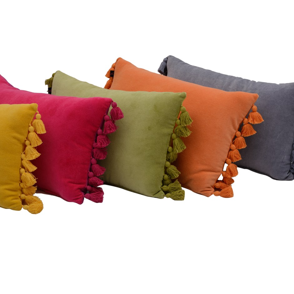 Ragged Rose - Opulent & Vibrant Soft Furnishings