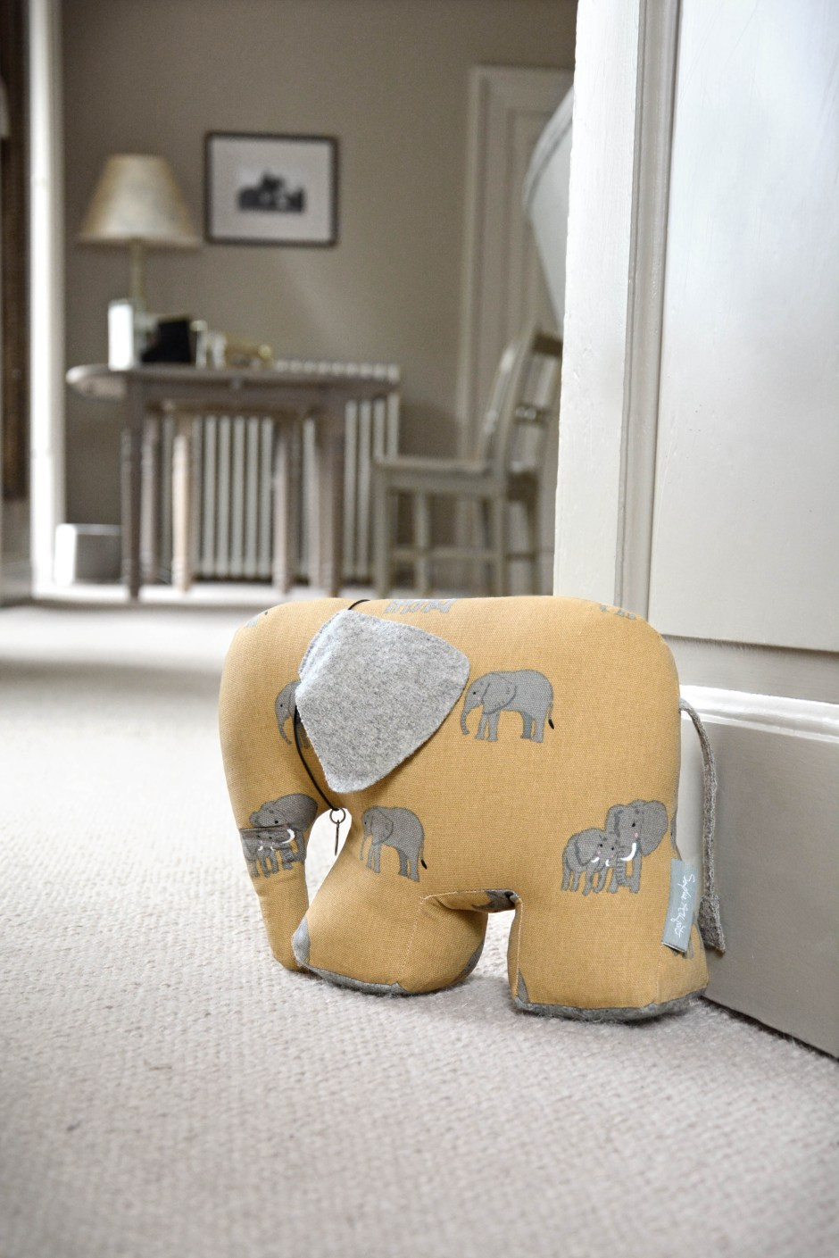 Save A Tusk With A Tea Towel - Sophie Allport's Savannah Collection