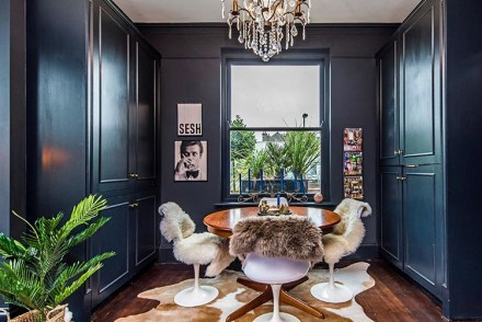 An Edwardian Home With A Dose Of Cool - Real Home Tour of Claire Botha