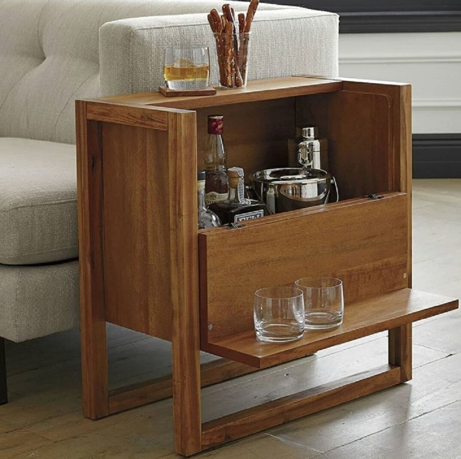 10 Of The Best Drinks Trolleys & Cabinets To Get Your Party Started