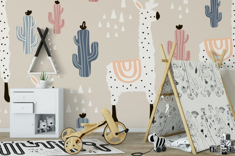 The Fun Loving Llama Home Trend