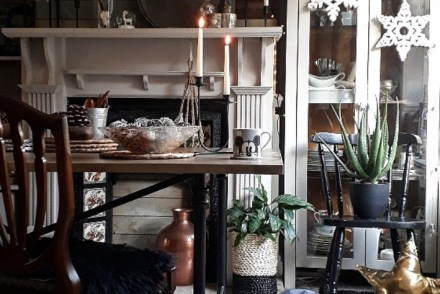 The Warm & Inviting Modern Rustic Family Home Of Hayley Reay