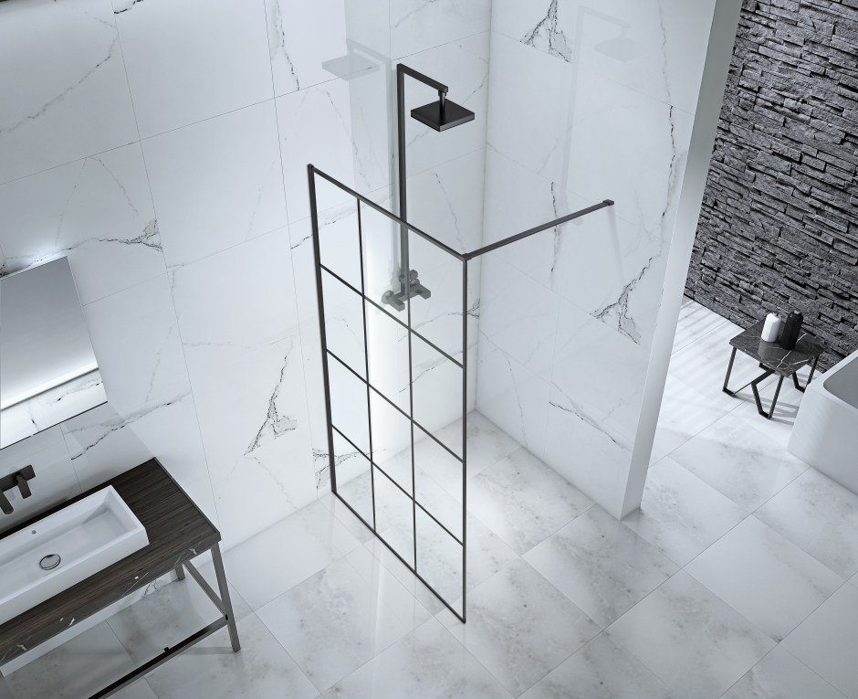 Black & White Bathrooms - The Ongoing Trend