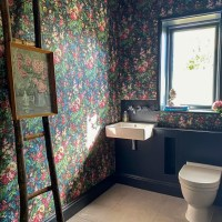 The Arts & Crafts Maximalist Home & Fishermans Cottage - Sarah Laming