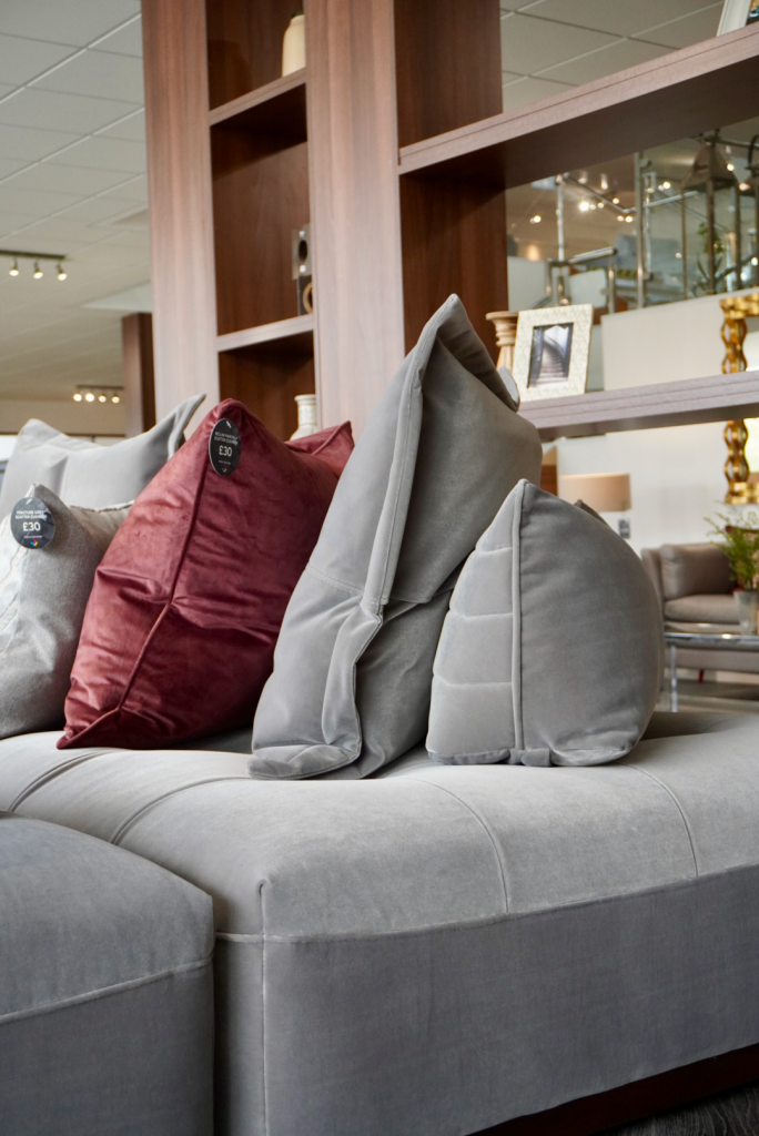 The Weekend modular sofa from Sofology is customisable and ideal for open plan and cinema rooms | The Best Choice of Sofas & Sofology's Autumn 2020 Collections