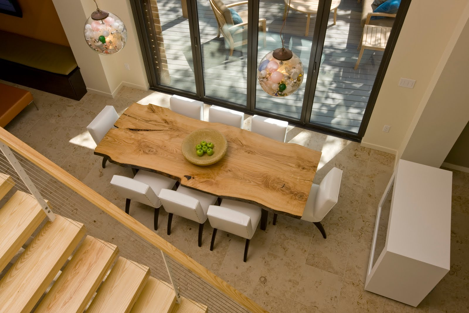 dining table  The Interior Forest