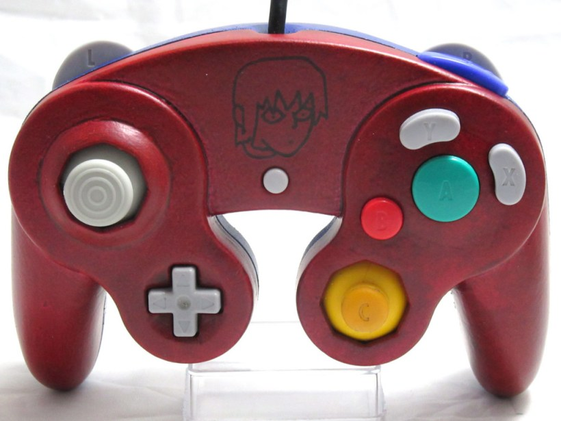 Custom Kirby Gamecube Controller | Amtcartoon co