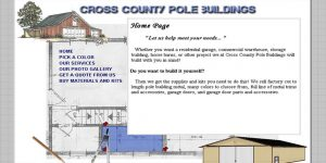 Cross County Pole Building
