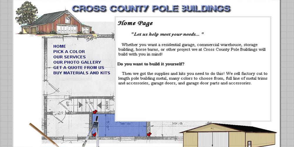 Cross County Pole Building