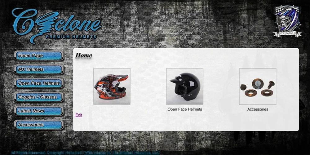 Cyclone Helmets
