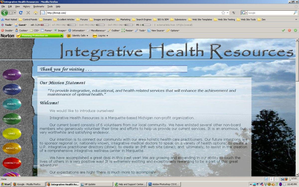 Integrative Health Resources