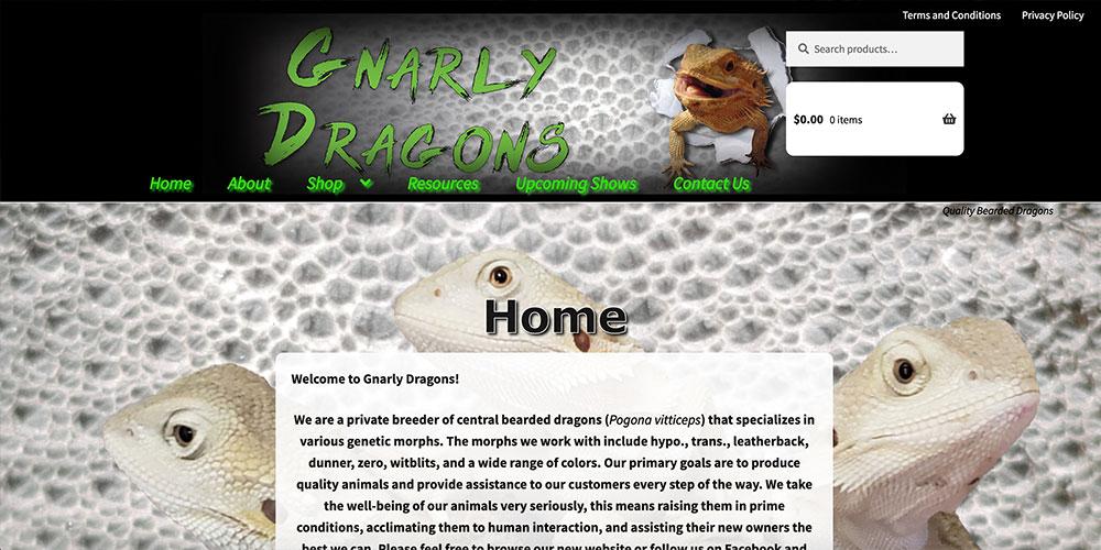 Gnarly Dragons