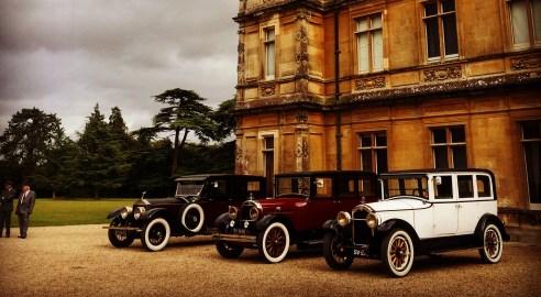 Vintage Car Transfers