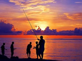 Experience night fishing – Maldivian style, using hand lines and raw fish as bait. An art practiced by the locals for generations