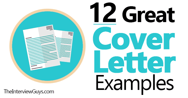 12 Great Cover Letter Examples For 2017