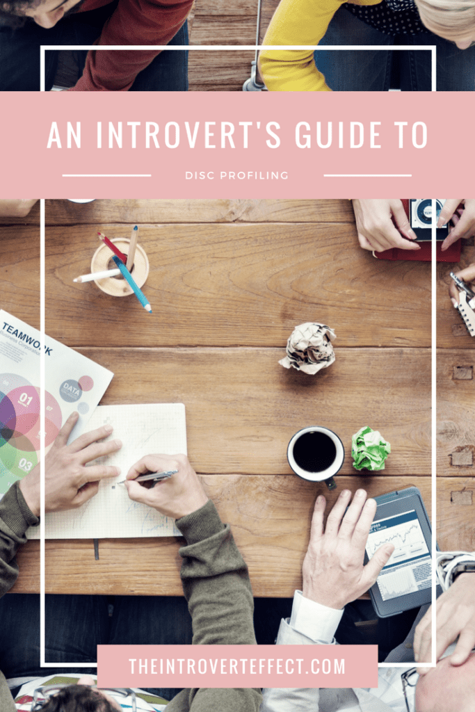 DISC behavioural profiling is a way that you can use your introvert powers of analysis, reflection and quiet, to next-level the way you connect!