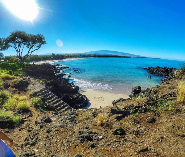 Beaches & Historical Sites to visit on the Big Island (West Coast & North Coast)